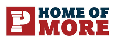 Home of more, slogan